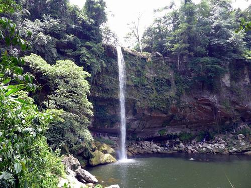 Cascata di Misol-Ha
