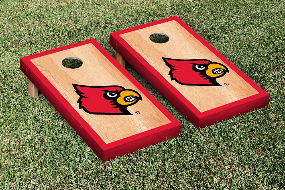 Louisville Cardinals Hardcourt Version