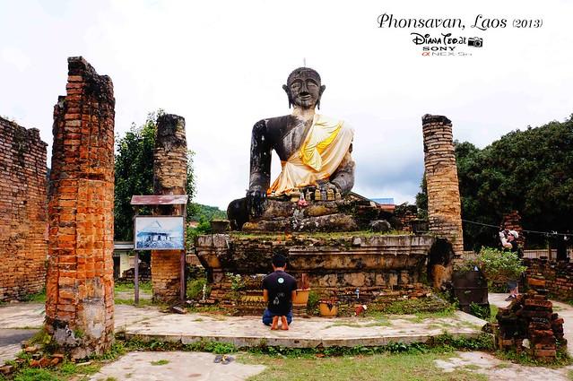 Laos - Phonsavan 05