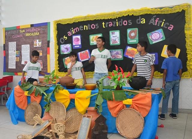 Circuito Integrado de Educação promove mostra de     cultura afrobrasileira 19/08/2015