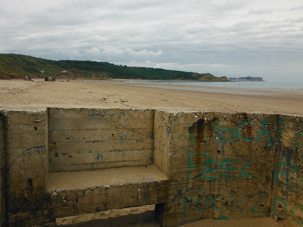 Cayton Bay Pillbox 2