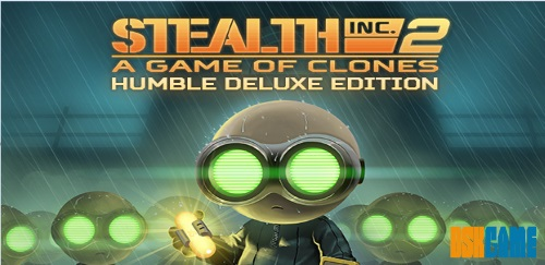 Stealth Inc 2: A Game of Clones: Humble Deluxe Edition