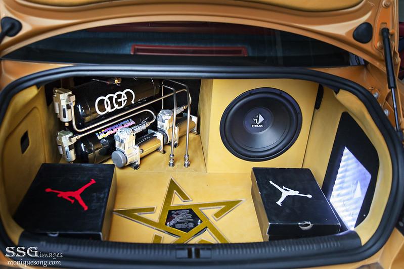 trunk set up
