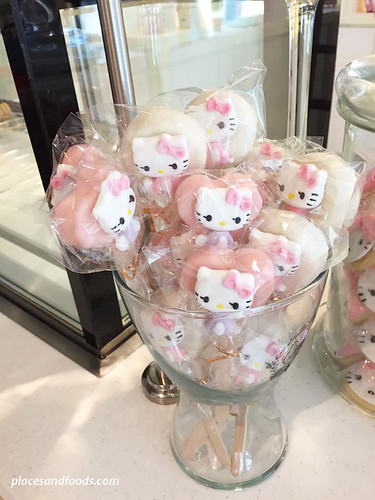 hello kitty gourmet cafe sunway pyramid candy