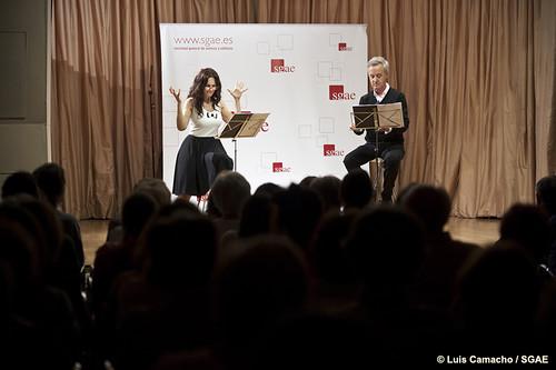 'Androide mío', lectura dramatizada del nuevo libro de Paloma Pedrero