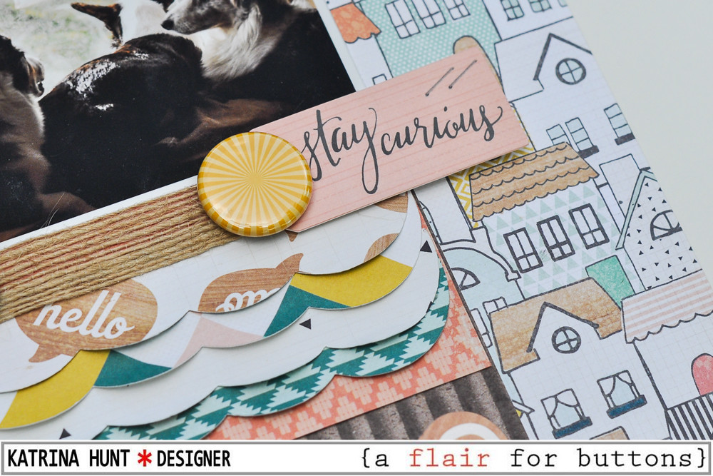 Hello_Critter_Patrol_Scrapbook_Layout_A_Flair_For_Buttons_Crate_Paper_Katrina_Hunt_1000Signed-2
