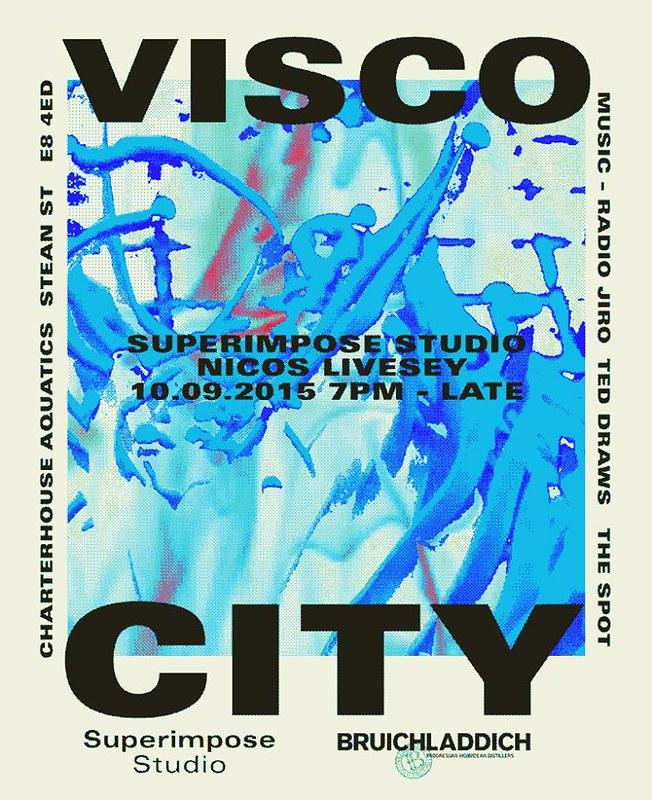 Superimpose Studio & Nicos Livesey – VISCO CITY