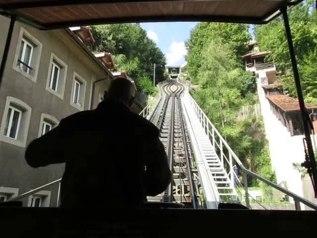 Fribourg Funicular