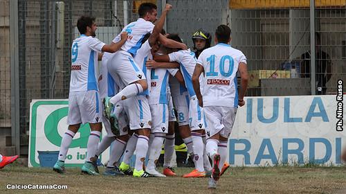 Lupa Castelli Romani-Catania 1-2 : Risolve la doppietta di Calil$