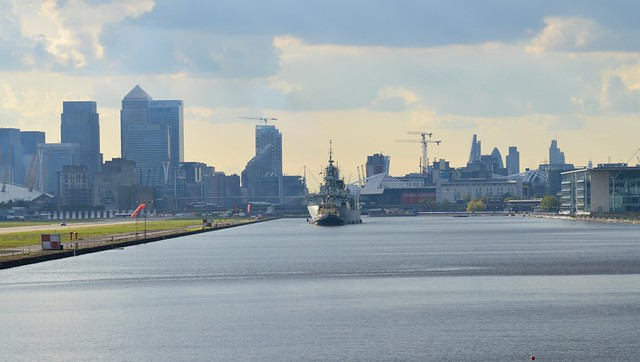 HMCS Winnipeg (1) @ Royal Docks 19-09-15