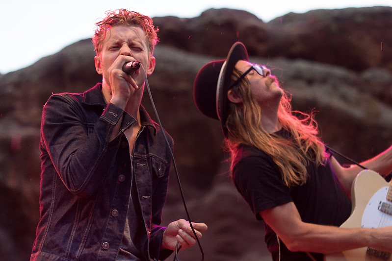 Anderson East - Red Rocks