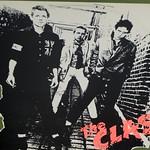 """CLASH S/T SELF-TITLED 12"""" LP ALBUM VINYL"""