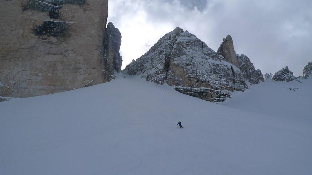 Tre Cime / Drei Zinnen (Day 5 H.R. Dolomiten) Dolomiti Italien foto 10