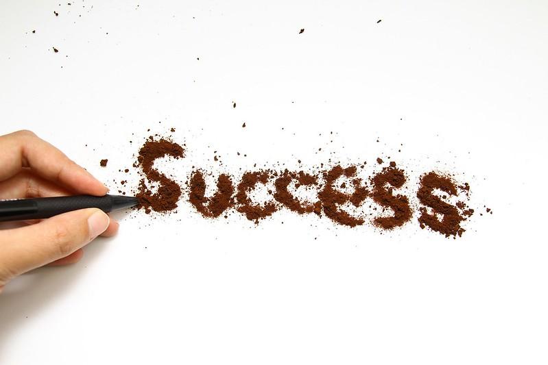 成功的要訣是什麼?