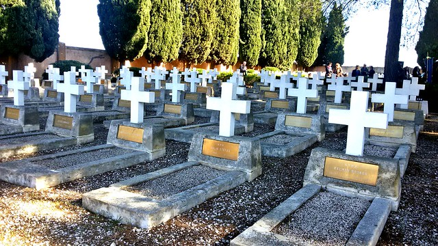 Casamassima-tombe dei caduti polacchi (1)