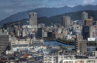 Ebayama Museum of Meteorology at Hiroshima on OCT 28, 2015 (9)