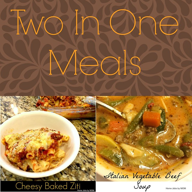 two in one meals