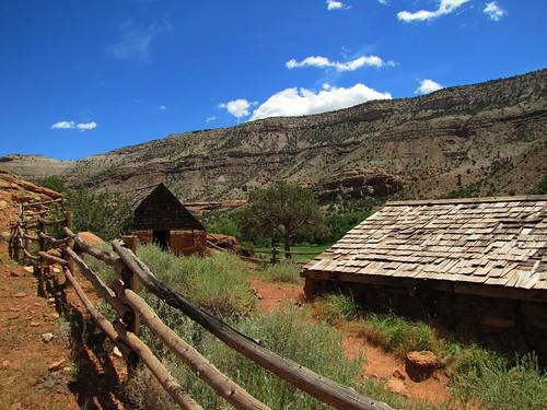 rural cabin colorado delta highdesert escalantecanyon