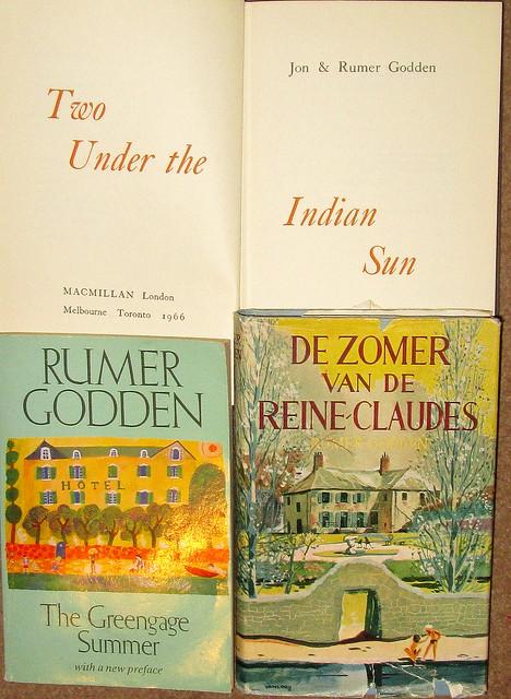 Rumer Godden Books