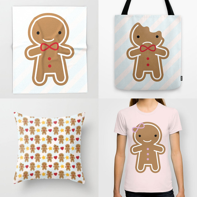 Cookie Cute at Society6