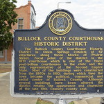 Bullock+County+Courthouse+Historic+District+Marker+Union+Springs+AL