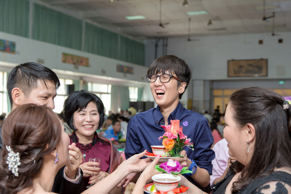 台南婚攝-文定歸寧宴 X 麻豆國小禮堂 (55)