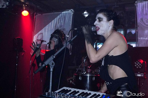 IAMX - Metanoia Tour 2015