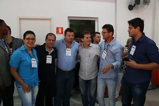 Paulinho da Força e David Martins recebem lideranças da região de Araraquara (SP)