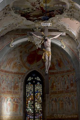 Isola di Reichenau: luci sacre