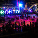 Cavalcade of Lights  - Tree with 3D sign and Ice Rink by A Great Capture
