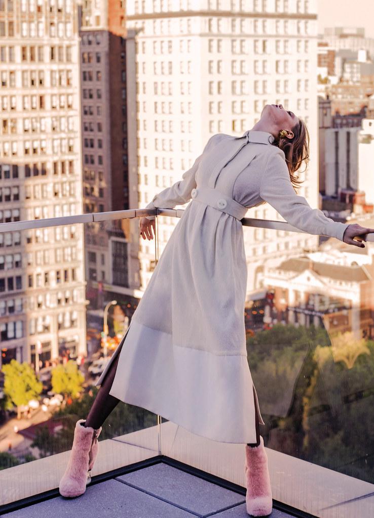 Линдси Виксон — Фотосессия для «Vogue» KR 2015 – 1