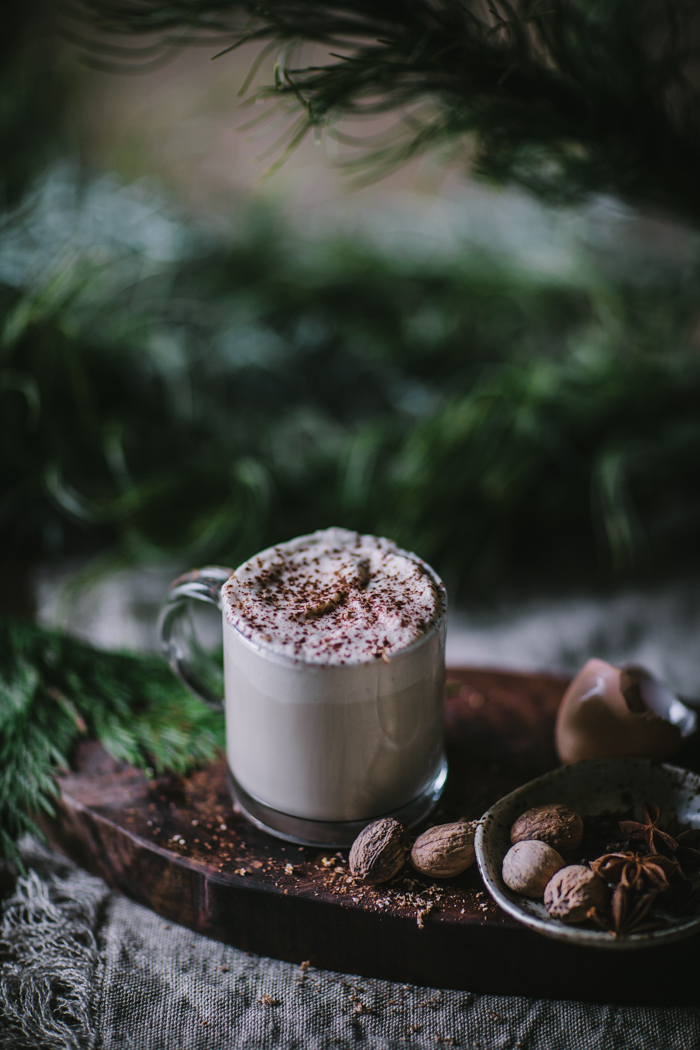 Hazelnut Maple Eggnog by Eva Kosmas Flores-2