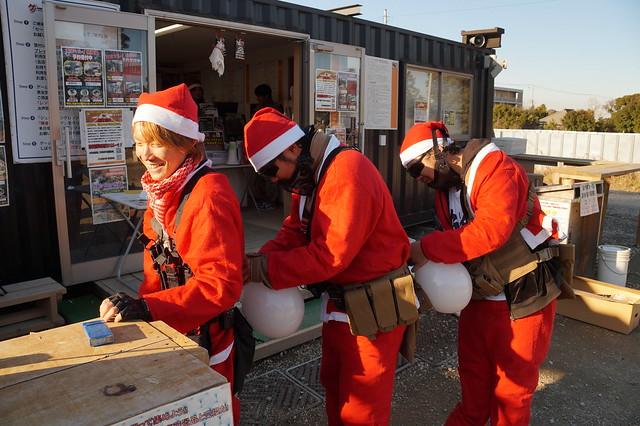 2015年12月26日クリスマス定例会!!