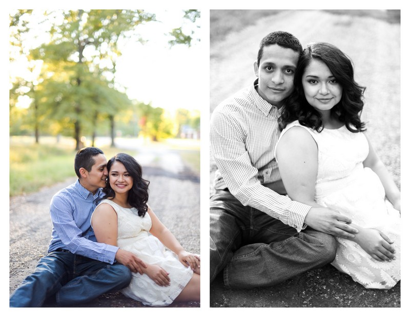 Eduardo and Reyna's engagement pictures