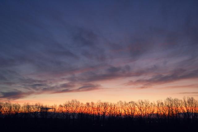 Spätherbstmorgen