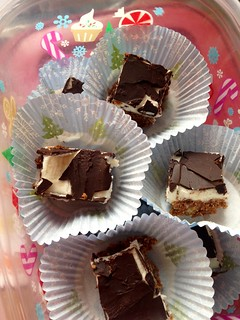 Fake Nanaimo Bars