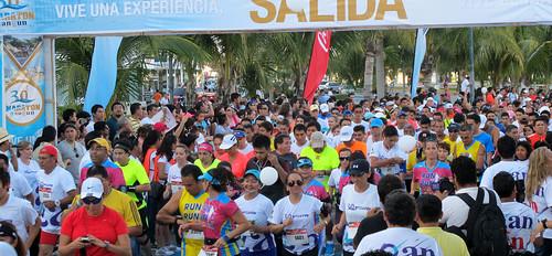 Maratón Cancún 2015