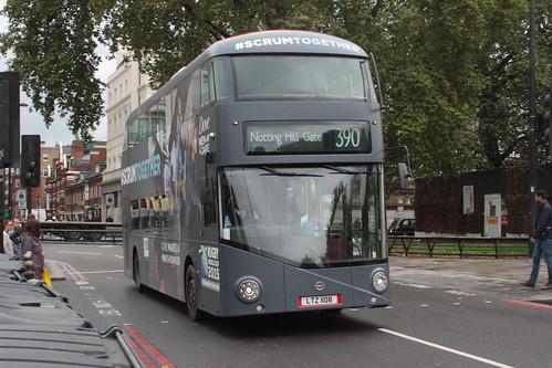 Metroline LT108 LTZ1108