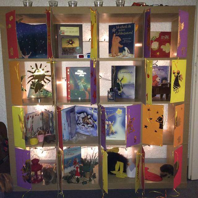 Dezember 2015 Adventsgeschichten EMK Flawil