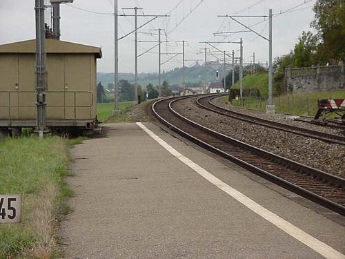 Bahnhof Villaz-St-Pierre