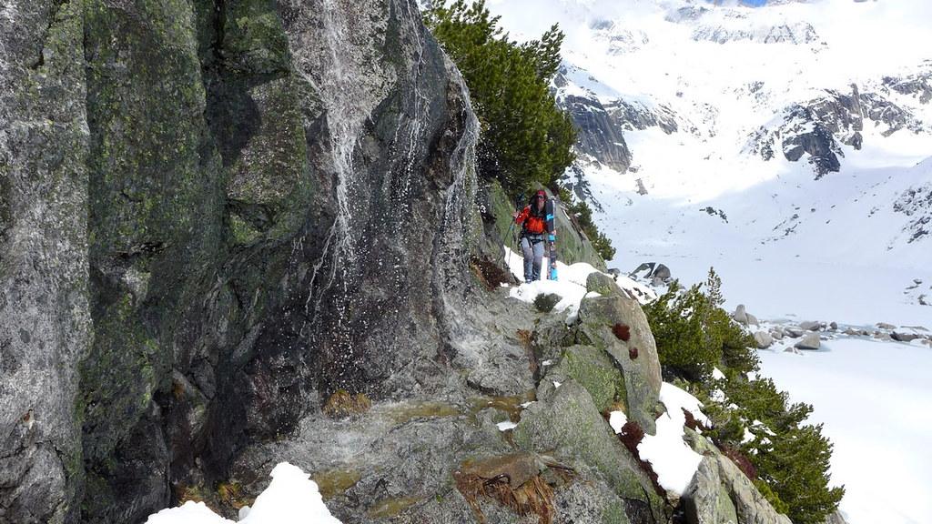 Diechterhorn (day 3, h.r. Swiss Glacier) Urner Alpen Schweiz foto 27