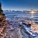 Fall into Winter - Equinox to Solstice #21 - Lake Michigan Sunrise.