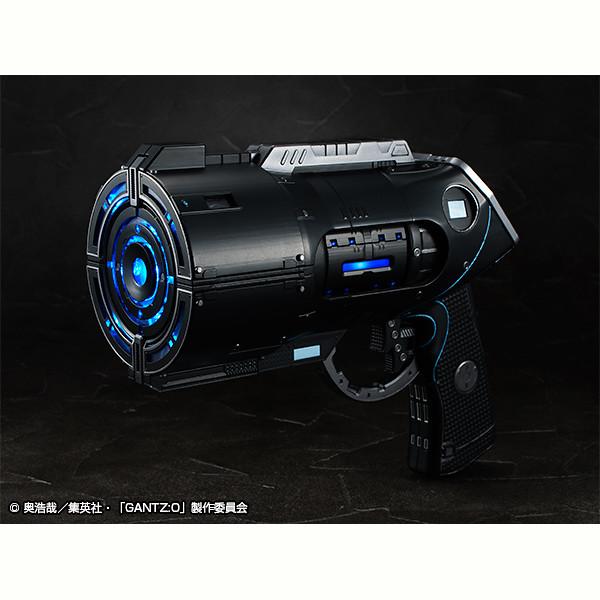 發光、發聲、可動!X-GUN實體化!MASTER PRODUCT《殺戮都市 GANTZ:O》 1/1比例 X-GUN
