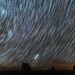 Monument Valley Star Trails by HubbleColor {Zolt}