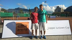 1. Lopper Junioren-Cup 14.-16.10.2016