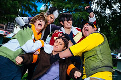 Pidge, Shiro, Keith, Lance & Hunk
