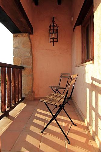 Apartamento Espliego - Balcón aragonés