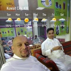 مع العميد/ فيصل عبدالعزيز النصار