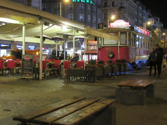 Straßenbahncafé