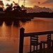 Benches and sunsets...ahhhh by frptlady....